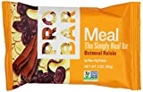 PROBAR – Meal Bar, Oatmeal Raisin, 3 Oz, 12 Count – Plant-Based Whole Food Ingredients Review