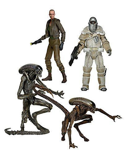 Aliens Action Figures 18cm Series 8 Assortment (14) Neca