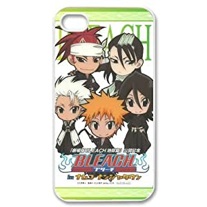 Custom Your Own Bleach iPhone 4/4S Case , personalised Bleach Iphone 4 Cover