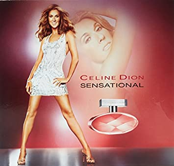Celine Dion Sensational Fragrance Gift Set