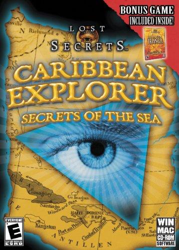 Lost Secrets: Caribbean Explorer w/ Lost Secrets: Bermuda Triangle
