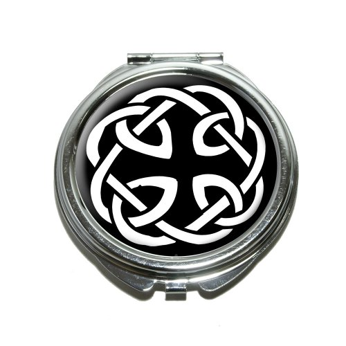 Celtic Knot Compact Purse Mirror