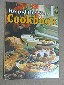 Paperback Round the Year Cookbook Book