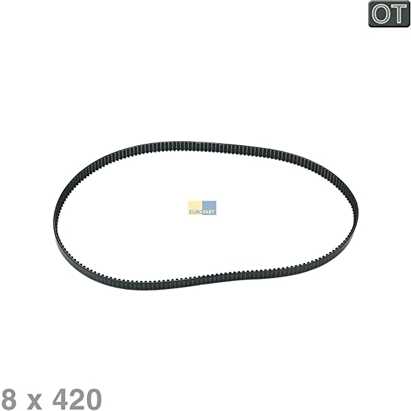 Kit 3 Spare Straps for Bread Machine Bifinett Mod. kh1171: Amazon ...