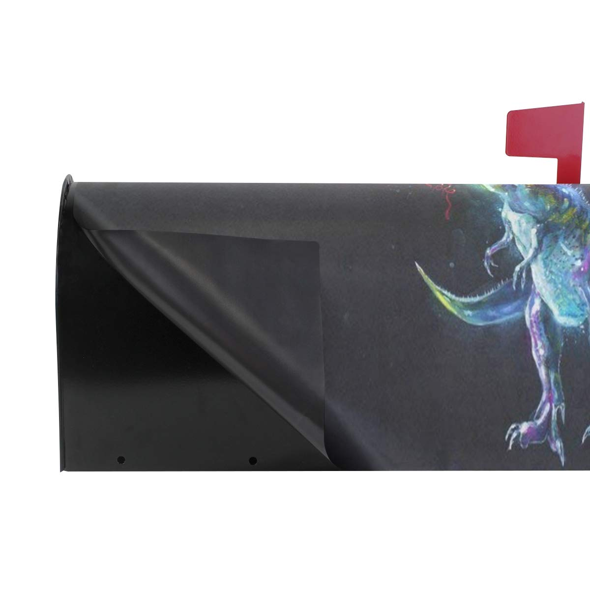 Amazon.com: Ladninag Fantasy Dinosaur Mailbox Covers ...