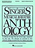 The Singer's Musical Theatre Anthology - Volume 2: Tenor Book Only (Piano-Vocal Series)