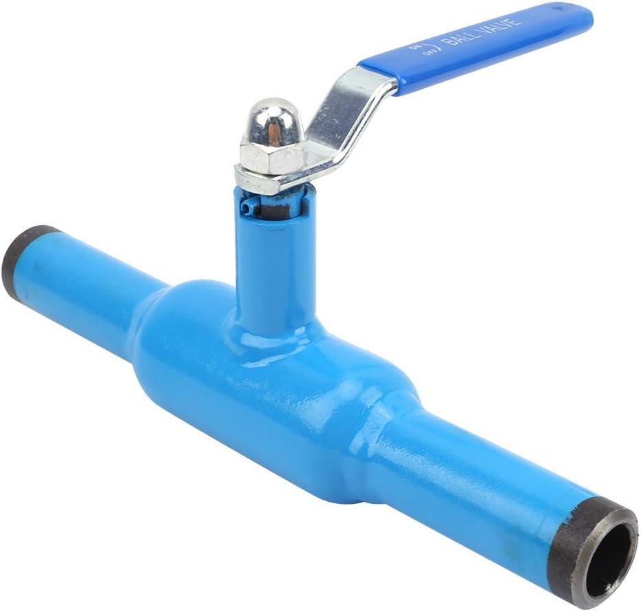 QA61F‑DN20‑25C 200℃ Durable DN20 Ball Valve Large Diameter Large Flow Rate Irrigation for Commercial Plumbing Full Welded Ball Valve