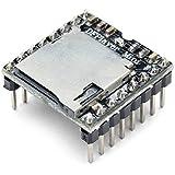 DFPlayer ミニ MP3 プレイヤー モジュール Arduino対応 並行輸入品