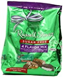 Russell Stover Sugar Free 4 Flavor Assortment Candies 20 5/8 oz Value Bag