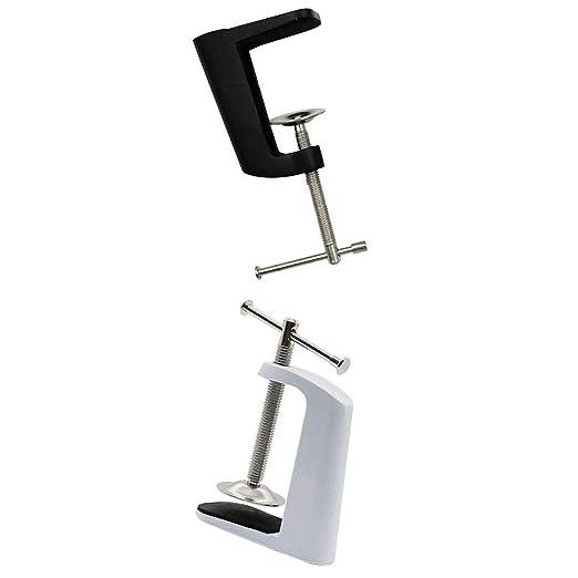 Tischklemme für Lupenleuchten Arbeitslampe 2 Stück Set