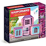 MAGFORMERS Mini House (42 Piece) Magnetic Building Set