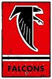Trends International Atlanta Falcons Retro Logo