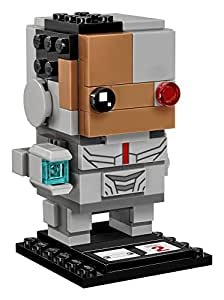 LEGO BrickHeadz Cyborg 41601 Building Kit (108 Piece)