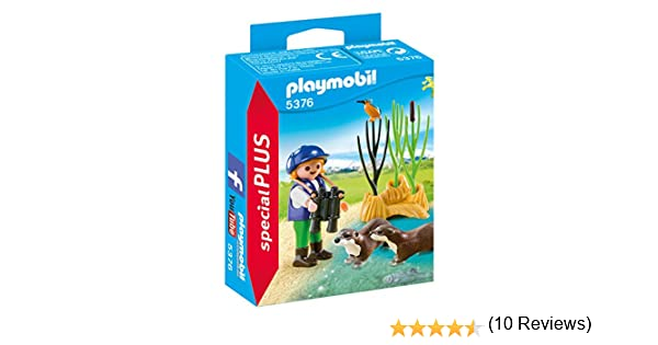 Playmobil Especiales Plus - Niño Explorador (5376): Amazon.es: Juguetes y juegos