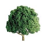 "JTT Professional Series Oak Trees 3"" HO/N Scale - 2 Pack"