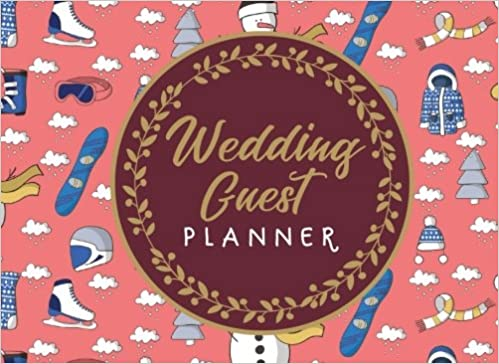wedding guest planner blank guest list book guest list pages