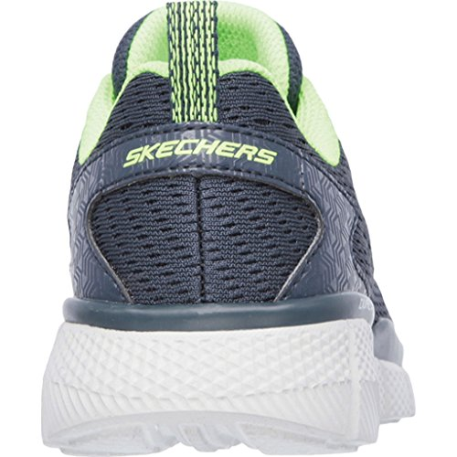 Skechers Equalizer NVLM blauw sneakers kids