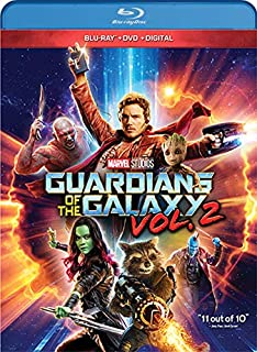 Guardians of the Galaxy: Vol. 2 [Blu-ray+ DVD + Digital HD] (Bilingual) (B06ZXWR8C5) | Amazon Products