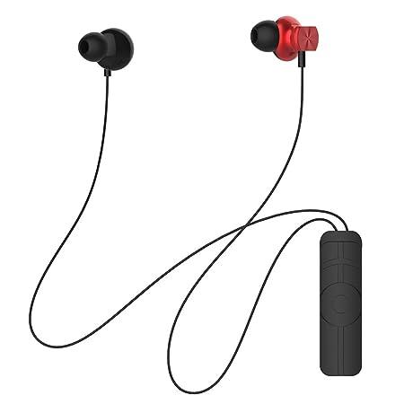 Auriculares deportivos con Bluetooth, estéreo, calidad de sonido ...