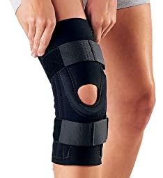 DonJoy Performer Hinged Patella Stabilizer Knee Brace, Neoprene, XX-Large