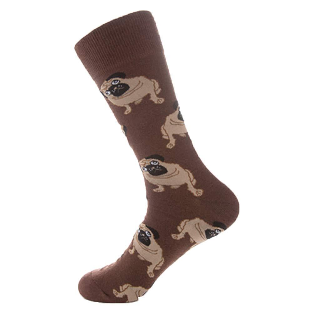 Clearance Sale! casual Men's colorful Autumn dog socks JMETRIE cotton socks EU41-46