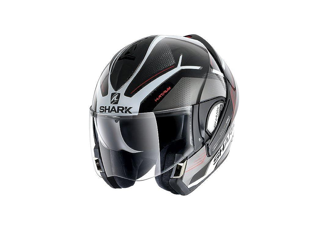 Shark HE9340 Evoline Flip Casque De Moto Route Moto