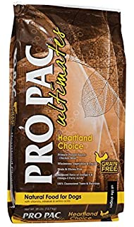 Midwestern Pet Foods PRO PAC Ultimates Heartland Choice Natural Grain and Gluten Free Formula with Chicken