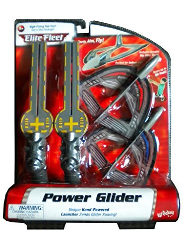 Kid Galaxy Elite Fleet Power Gliders (2 launchers/gliders per package) by Kid Galaxy Elite Fleet Power Gliders (2 launchers/gliders per package)
