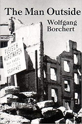 Amazon.com: The Man Outside: Play & stories (9780811200110): Wolfgang  Borchert, David Porter: Books