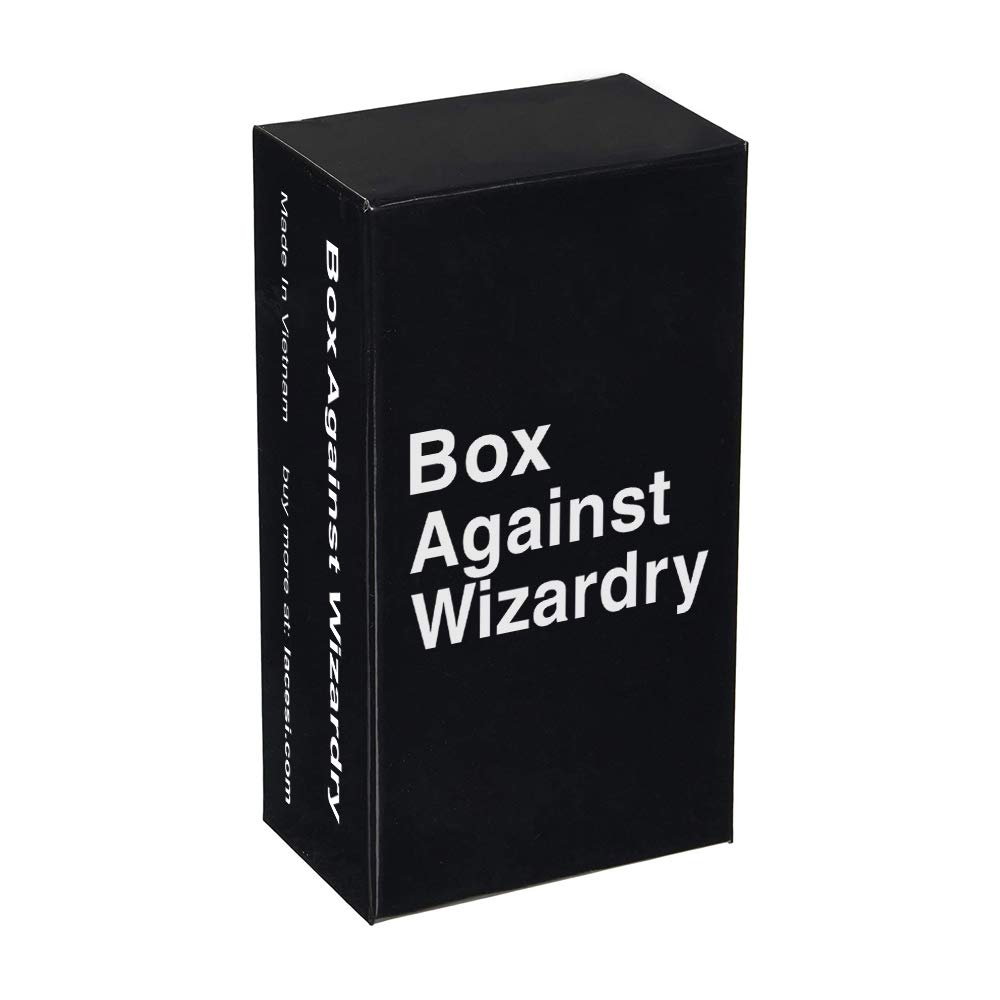 Box Against Wizardry - Edition For Wizardry With 110 Cards