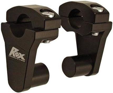 Handlebars 1R-P2PP Pivoting Handlebar Riser for 1 1//8in Rox Speed FX Rox 2in