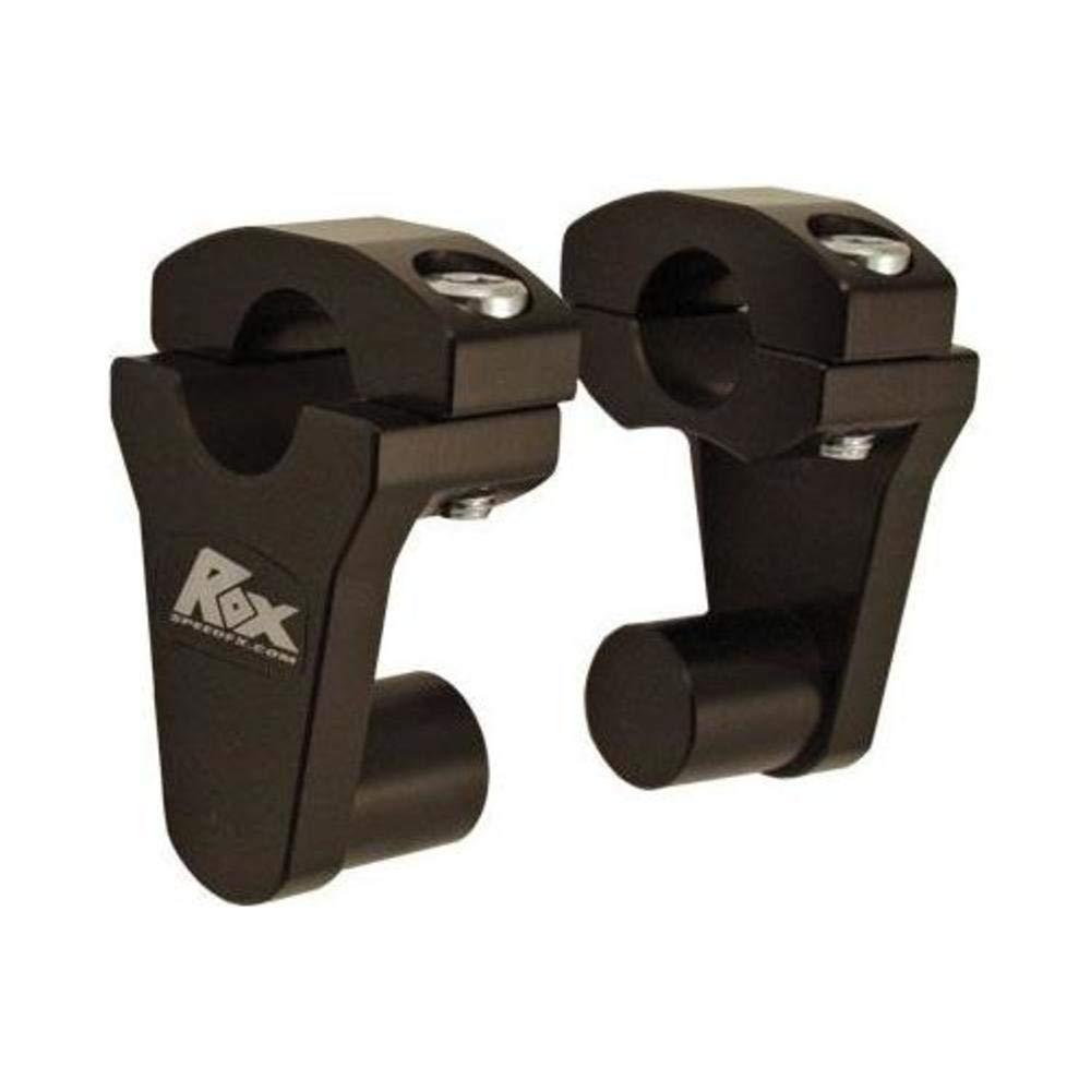 Rox Speed FX Elite Series Pivot Handlebar Riser - 2in. - Black 1R-P2SEK TRTB7615