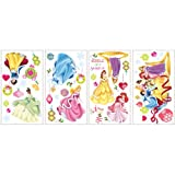 Roommates Rmk1844Scs Disney Princess Holiday Peel And Stick Wall Decals