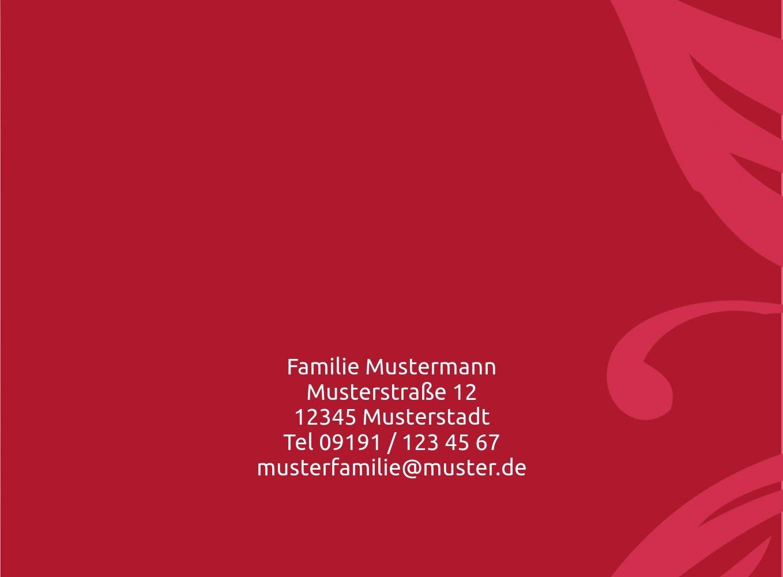 Kartenparadies Geburtskarte Babykarte Blaume, hochwertige Babykarte Babykarte Babykarte zur Geburt inklusive Umschläge   20 Karten - (Format  148x105 mm) Farbe  DunkelGrün B01MYE4KQ0 | Üppiges Design  | Ausgang  | Das hochwertigste Material  3d458b