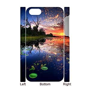 VNCASE Sunset Phone Case For Iphone 5C [Pattern-1]