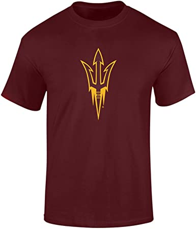Elite Fan Shop Fan Favorite Team Color Short Sleeve Arch Back Tee Shirt