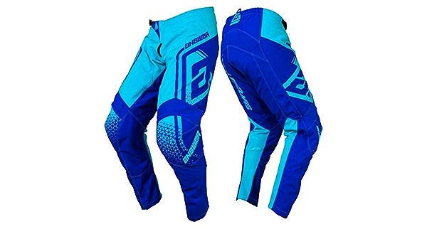 Answer 2019 Syncron Drift Motorcross Pant 34 Hyper Acid//Black