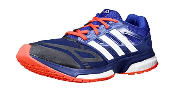 WOMENS ADIDAS REVENGE Boost Techfit Running Trainers Shoes