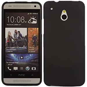 Gel Case Cover Shell For HTC One Mini M4 / Black
