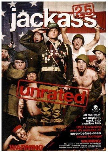 Jackass - Jackass The Movie Dvd