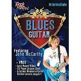 Blues Guitar Intermediate Featuring John McCarthy DVD