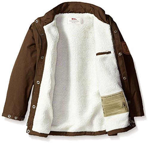 Fjallraven Kids Greenland Winter Jacket, 122, Dark Olive by Fjallraven (Image #2)