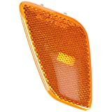 Depo 333-1410R-US Jeep Wrangler Passenger Side Replacement Side Marker Lamp Unit without Bulb
