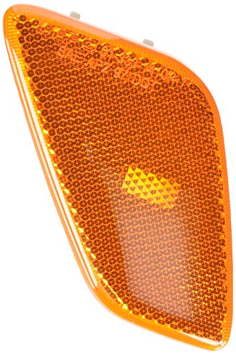 (Depo 333-1410R-US Jeep Wrangler Passenger Side Replacement Side Marker Lamp Unit without Bulb)