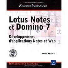 Lotus Notes et Domino 7