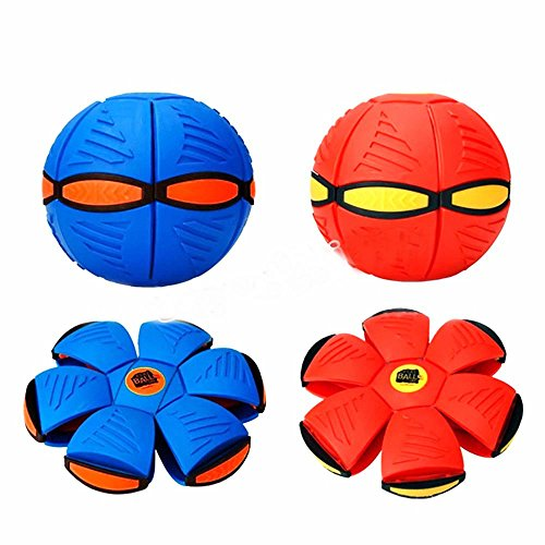 - Novelty Flying UFO Flat Throw Disc Ball Toy Fancy Soft Kids Outdoor Spiderman