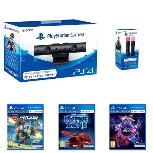 Sony PlayStation VR Starter Kit