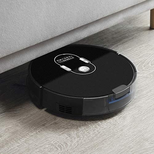 Robot de balayage Robot Cleaner Vacuum Smart App Remote Control For Hard Floor And Thin Carpet Recharge Automatic Slim Body