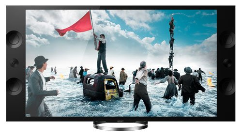 Sony XBR-55X900A 55-Inch 4K Ultra HD 120Hz 3D
