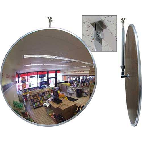 Acrylic Indoor Convex Mirror with